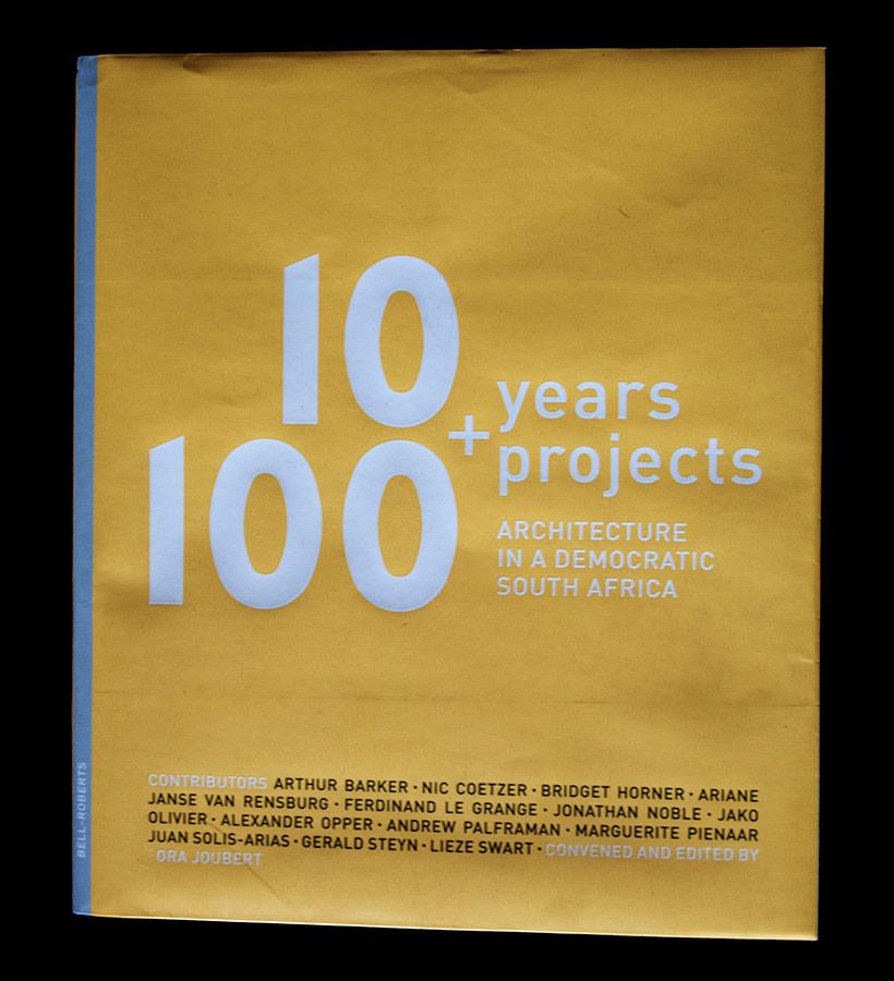Sustainability architect - 10 Years 100 Years, 2018