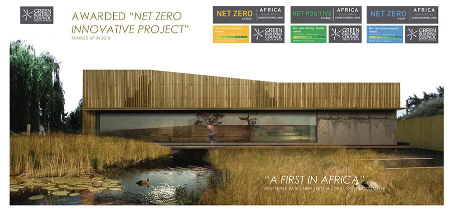Sustainability architect - Net Zero Project of the Year
