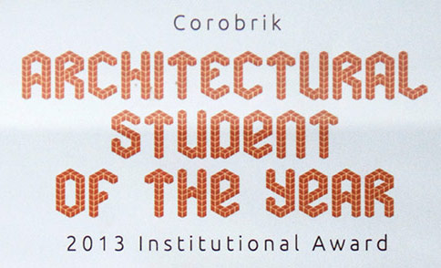 ARCHITECTURAL STUDENT OF THE YEAR