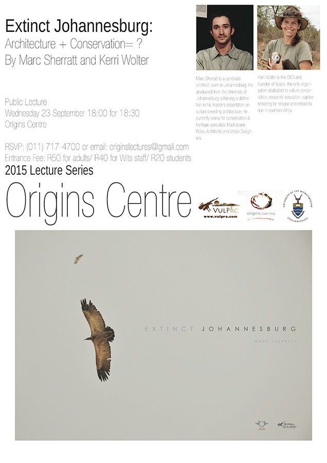 Sustainability architect - Origins Centre Exhibition, University of the Witwatersrand