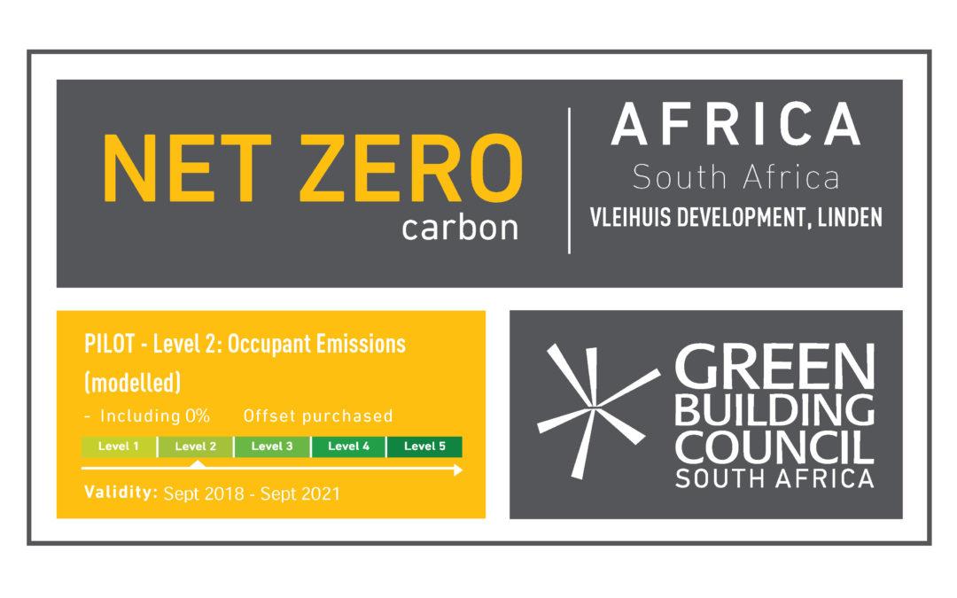 DESIGNING NET ZERO BUILDINGS FOR AFRICA