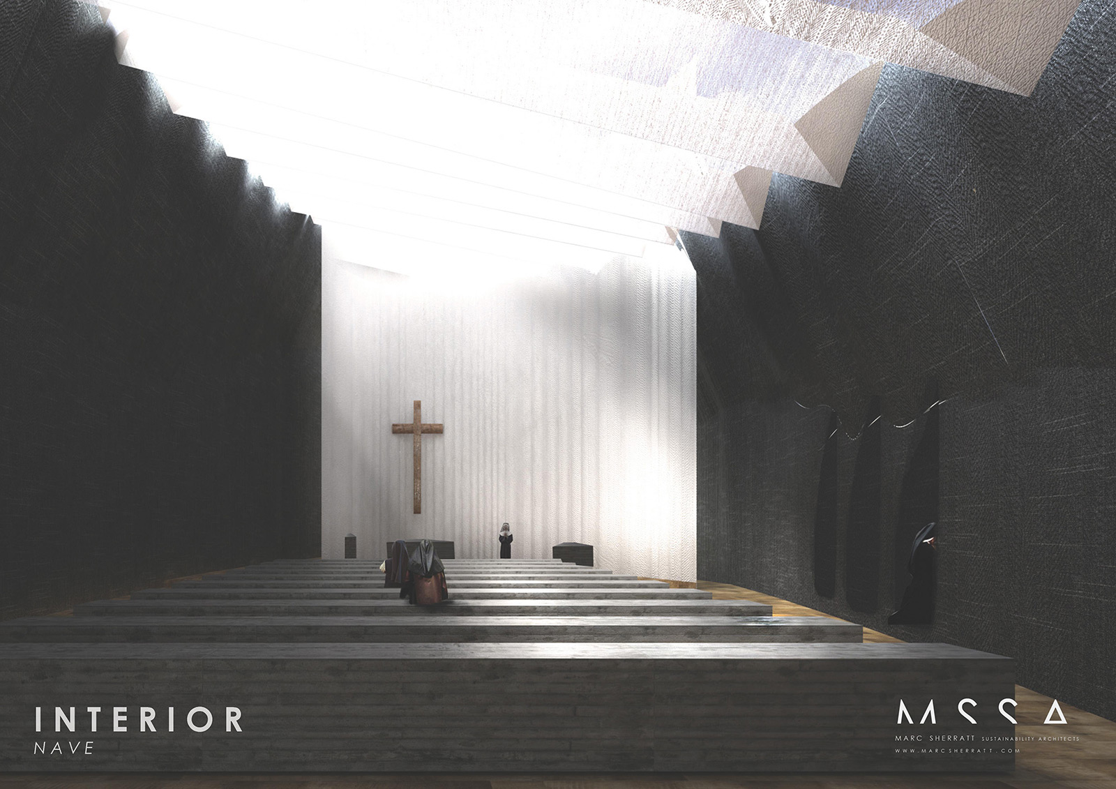Sustainable-architecture-singing-chapel-nave